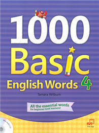 1000 Basic English Words 4(with MP3)