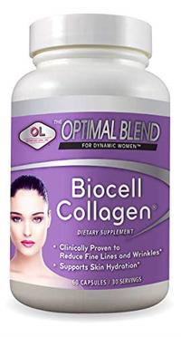 [USA Shipping] Optimal Blend Bio Cell Collagen Capsules 60 Count