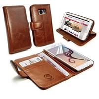 (Tuff-luv) Tuff-Luv Vintage Leather Wallet / Stand Case Cover for Samsung Galaxy Note 8 (Free Scr...