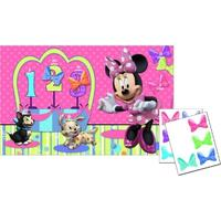 (Hallmark) Minnie Mouse Bow-Tique Party Game Poster (1ct)-