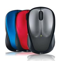 Logitech 羅技 M235 三色 Wireless 無線滑鼠