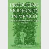 Producing Modernity in Mexico: Labour, Race and the State in Chiapas, 1876-1914
