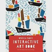 Ophelia Pang's Interactive Art Book: Start With a Shape to Colour, Draw and Design