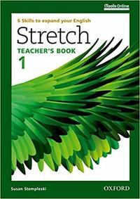 Stretch 教師用書1 (with iTools Online) 9780194603409