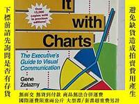 古文物英文原版罕見Say It with Charts : The Executive's Guide to Visua