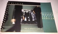 Bee Gees 2001 This Is Where I Came In Taiwan Promo 2 CD