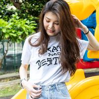 THRASHER 男女 SKATE AND DESTROY TEE 短T 白【A-KAY0】【110103WHIT】