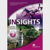 Insights (2) Student's Book and Workbook