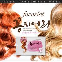 Ponytail Hair Pack Packs✹Free✹3+1✹5+2✹Damage Hair Care/Treatment/Use No Need Washing/Korean Hit/Elastic/Home/Hair end solution/Simple and easy/Grow Hair Fast/Natural Natto gum