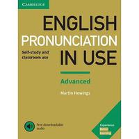 English Pronunciation in Use: Advanced Hewings 9781108403498