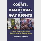 The Courts, the Ballot Box, & Gay Rights: How Our Governing Institutions Shape the Same-sex Marriage Debate