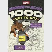 Marvel Guardians of the Galaxy 1000 Dot-to-dot Book