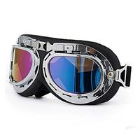 (bargain house) bargain house Steampunk Vintage Goggles Aviator Pilot Motorcycle Cruiser Scooter...