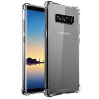 (Famavala) Famavala Transparency Shell Case Cover for Samsung Galaxy Note 8 2017 Smartphone Suppo...