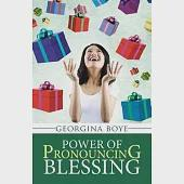 Power of Pronouncing Blessing