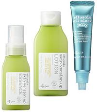[iroiro] Try Medicinal Skin Version Up Special Set (Essence 100ml lotion 170ml with oil block jelly)
