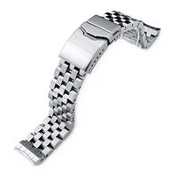(Seiko Replacement by MiLTAT) Watch Bracelet for Seiko MM300 Prospex SBDX001 20mm Super Engineer...