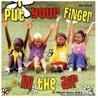 【KIM-70167】Put Your Finger in the Air 請你跟我動一動