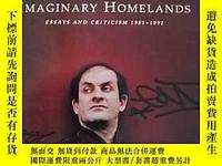 古文物Imaginary罕見Homelands: Essays and Criticism 1981-1991 【英文原