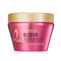 [hair care ck201] L Oreal Paris Extra Ordinary Rose Oil Hair Mask Fast Shipping Guarantee From KOREA