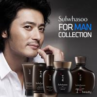 [Sulwhasoo] 설화수 포 맨 콜렉션/ Inner Charging Serum /Skin Reinforcing Emulsion /Age Defying Cream..