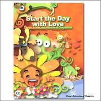 Start the Day with Love【1書1CD】
