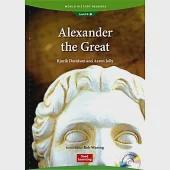 World History Readers (4) Alexander the Great with Audio CD/1片