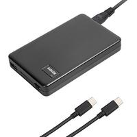 (KAMERA) USB Type-C 60W Laptop Adapter 2-Port AC Power Charger for Apple MacBook Pro 2015/2016 ...
