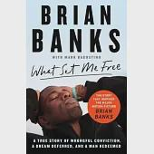 What Set Me Free: A True Story of Wrongful Conviction, a Dream Deferred, and a Man Redeemed