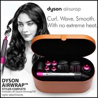 Dyson Airwrap styler Smooth+Control For frizz-prone hair