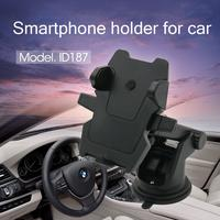 Coms car smartphone holder glass absorption/ Mobile phone holder/Cradle/ phone stand/ apple