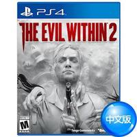 PS4 The Evil Within 2(邪靈入侵2)-中文版