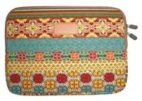 (Varylala) Varylala Canvas Sleeve Case Bag Cover for 15-inch Laptop / MacBook / MacBook Pro (Bohe...