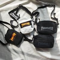 PS中壢 THRASHER Shoulder Bag 小包 側包 腰包 斜背包包 日本限定 thrasher腰包