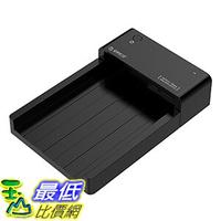 [106美國直購] ORICO Tool-free 2.5&3.5 inch USB3.0 to SATA External Hard Disk Drive Enclosure HDD SSD Docking Station [Support 8TB Drive]