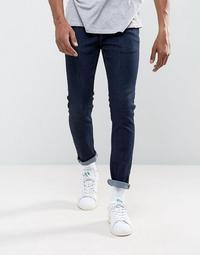 River Island Skinny Fit Jeans In Dark Wash