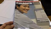 Oxford English for Careers:: Finance 1: Student Book 5頁鉛筆23O