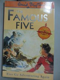 【書寶二手書T1/原文小說_OPJ】Five Go Adventuring Again : Book 2_Enid Blyton