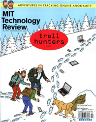 MIT Technology Review 1-2月/2015:Troll Hunters