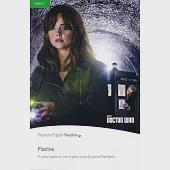 Pearson English Readers Level 3: Doctor Who: Flatline with MP3 Audio CD/1片