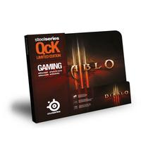 SteelSeries QcK Diablo III Gaming Mouse Pad / Smooth cloth surface / Non-slip rubber base / Original game graphics / Medium sized mousepad