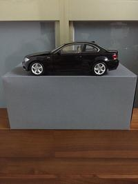 1/18 KYOSHO 原廠 BMW 1 Series Coupe E82 118 120 130