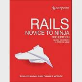 Rails: Novice to Ninja