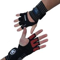 (Fit Four) Spartan OCR Slit Grip Gloves by Fit Four | Offical Glove of Spartan Race | Obstacle Co...