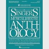 The Singer's Musical Theatre Anthology: Duets with Recorded Accompaniments