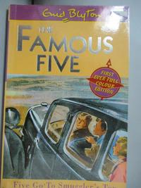 【書寶二手書T1/原文小說_OPJ】Five Go To Smuggler's Top : Book 4_Enid Blyton
