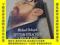 古文物Michael罕見Holroyd LYTTON STRACHEY A BIOGRAPHY露天18142 具體見圖