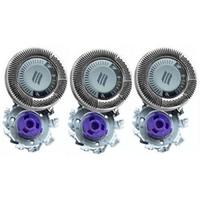 Jupitorz Replacement Heads for Philips Norelco SH30/52 Replacement Heads for Series S1000 S2000 S...