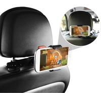 Car Accessories Car Holder/Mount/Behind Multi Smartphone Headrest Holder/Handsfree/Adjustable Universal Cell/Mobile/Phone Phones Handphone iPhone Samsung HTC Sony Xiaomii Lenovo Asus