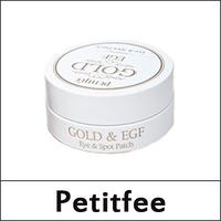 [Petitfee] (sd) Gold and EGF Eye and Spot Patch (Eye 60ea + Spot 30ea) 1 Pack